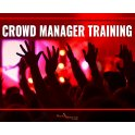 Crowd Manager Training