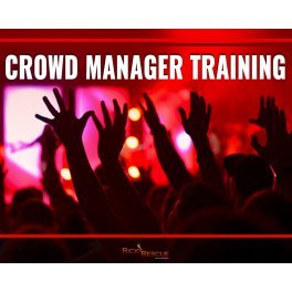 Crowd Manager Training - for Civilians and Non-Fire Service