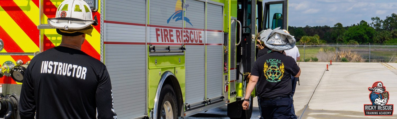 Florida Fire Instructor
